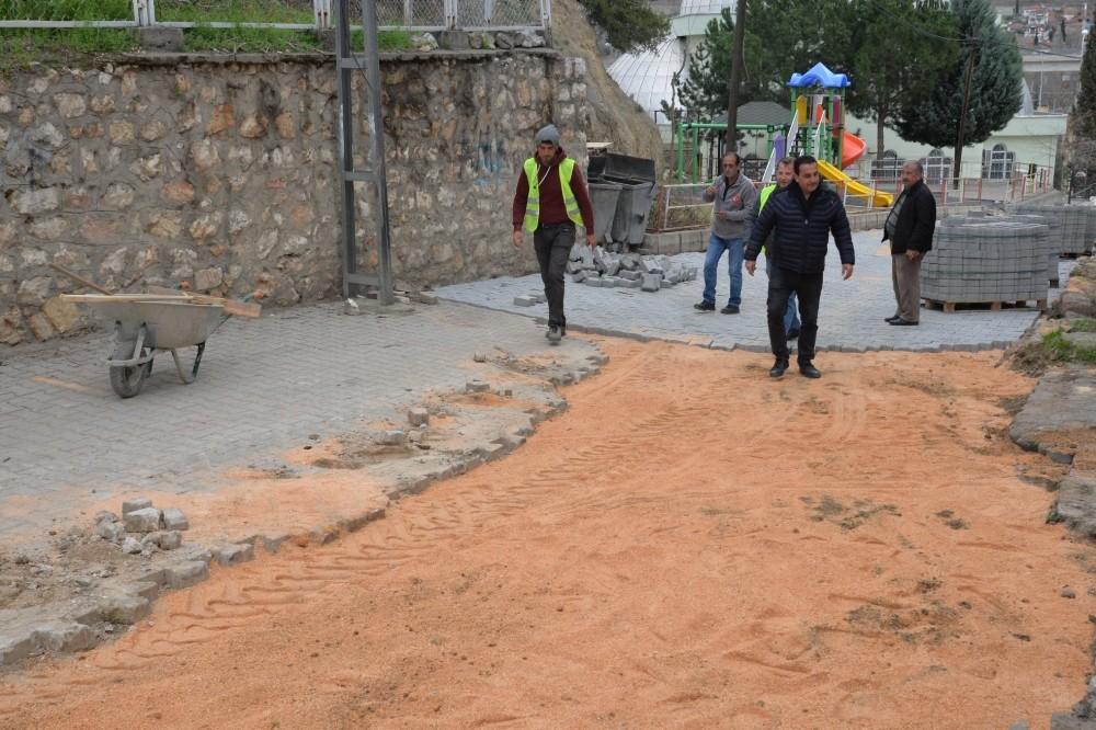 İstasyon ve Orhangazi mahallelerinde kapsamlı altyapı çalışmaları