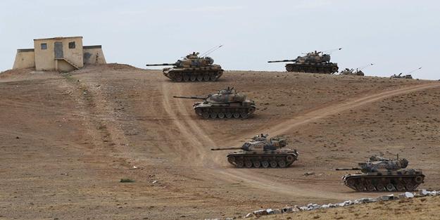 İşte askeri harekata katılan birlikler