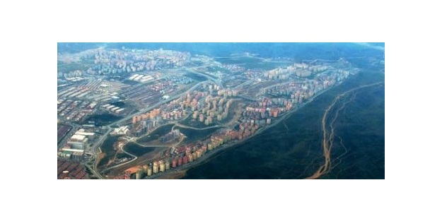 İşte Başakşehir'in yeni projeler bölgesi