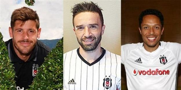 İşte Beşiktaş'ın bu sezon transferleri