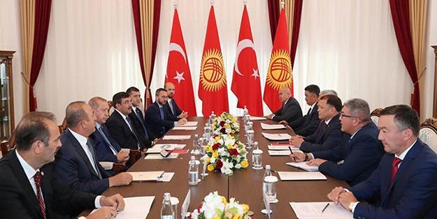 İşte Bilal Erdoğan'ın o masada olma nedeni!