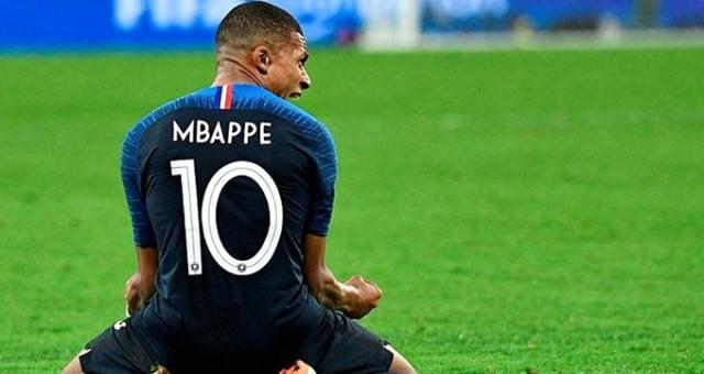 İşte Dünya Kupası'ndaki Hırvatistan-Fransa finalinin detayları...