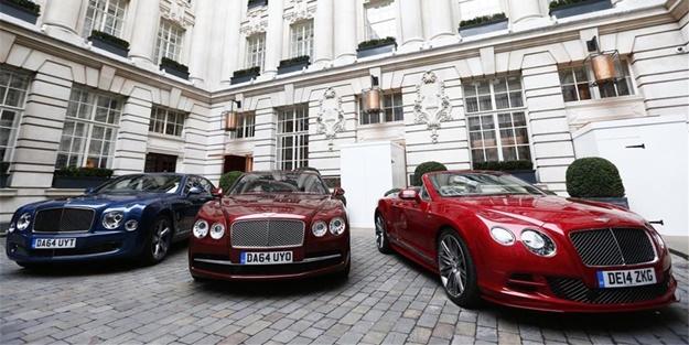 İşte dünyanın en lüks 7 otomobili