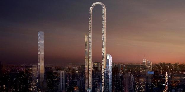 İşte dünyanın en uzun binası The Big Bend