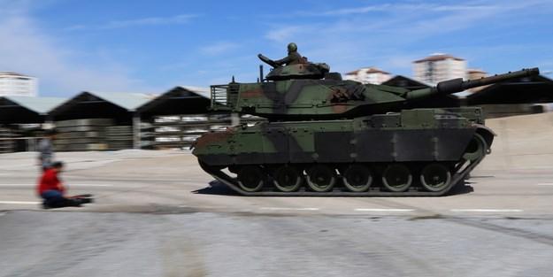 İşte 'engel tanımayan' tanklarımız