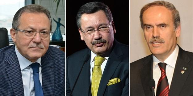 İşte Erdoğan'ın istifasını istediği 3 belediye başkanı