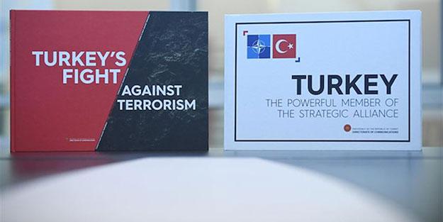 İşte Erdoğan'ın Merkel, Johnson ve Macron'a hediye ettiği kitap