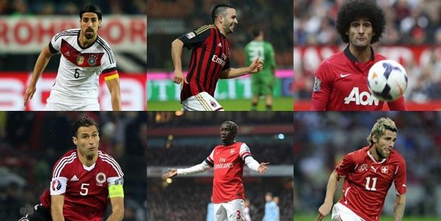 İşte EURO 2016'nın Müslüman futbolcuları