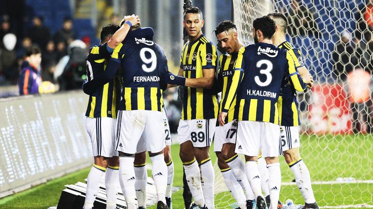 İşte Fenerbahçe'nin Kayserispor 11'i