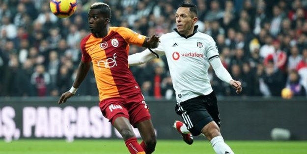 İşte Galatasaray ile Beşiktaş'ın muhtemel 11'leri