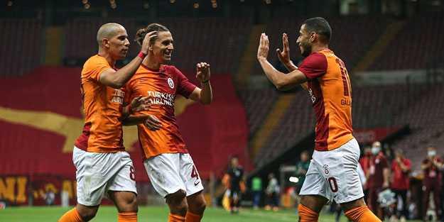 İşte Galatasaray'ın Avrupa'daki rakibi