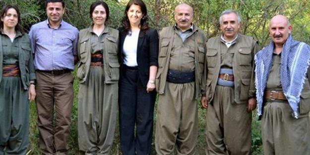 İşte HDP-PKK işbirliğini gösteren rapor!