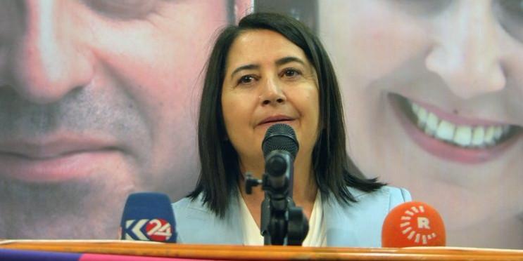 İşte HDP'nin yeni eş genel başkanı