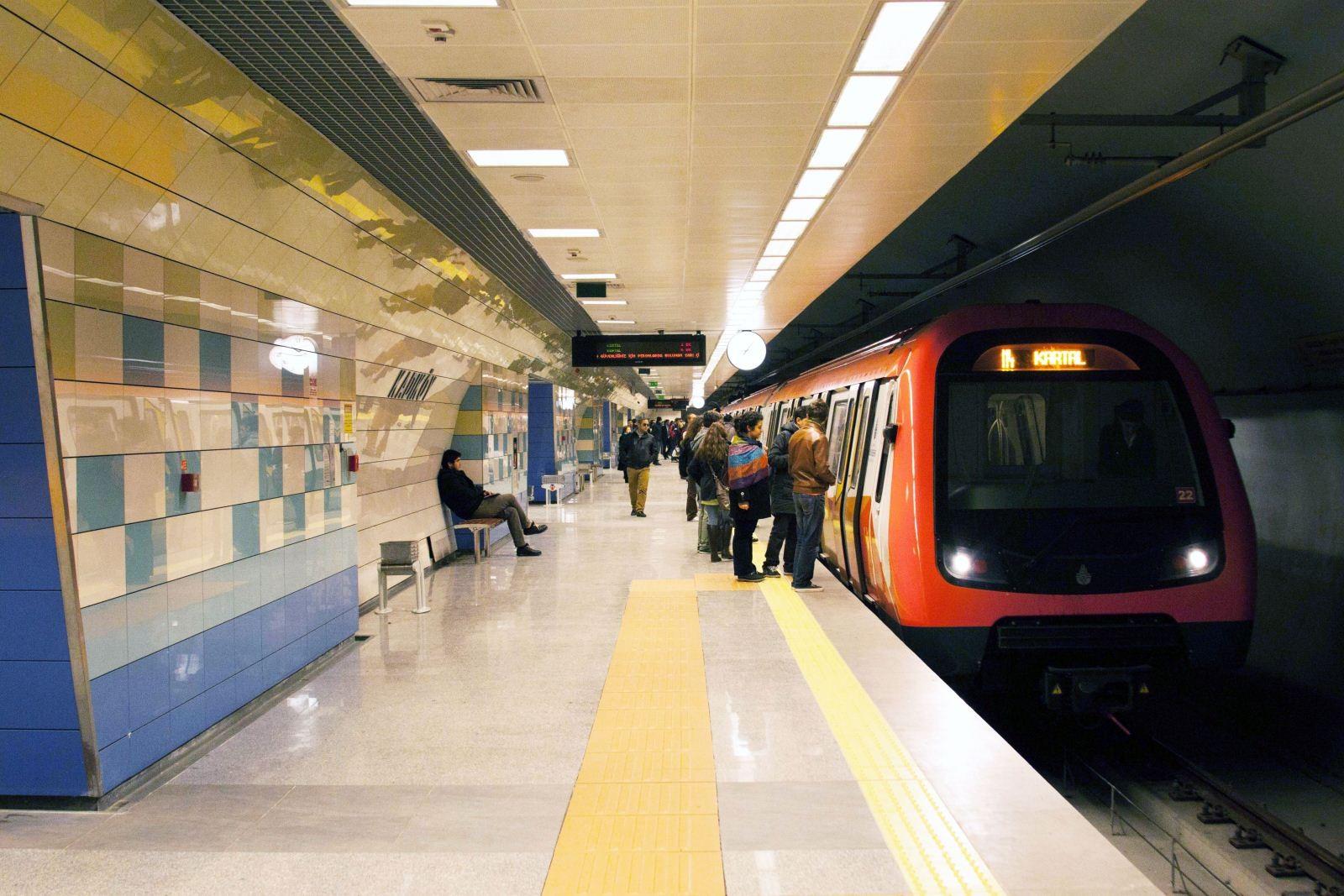 İşte İstanbul'da yeni hizmete açılacak 5 metro hattı