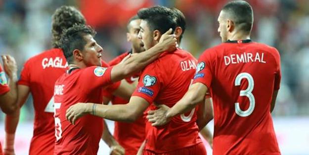 İşte Millilerimizin grubunda puan durumu | EURO 2020 H Grubu Türkiye puan durumu