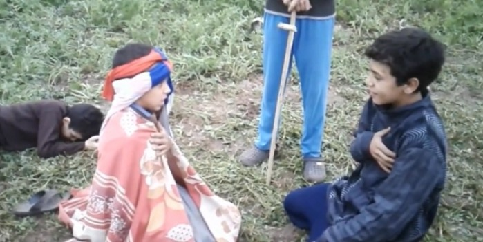 İşte Mısırlı çocukların güzünden Diriliş 'Ertuğrul'