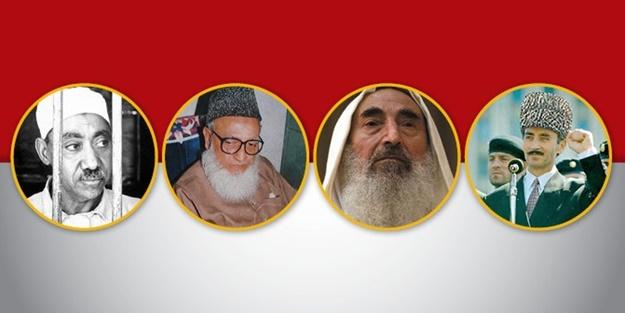 İşte şehid edilen Müslüman liderler