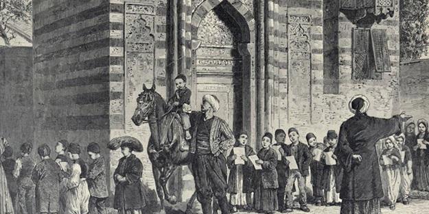 İste Osmanlı'daki eğitim gerçeği