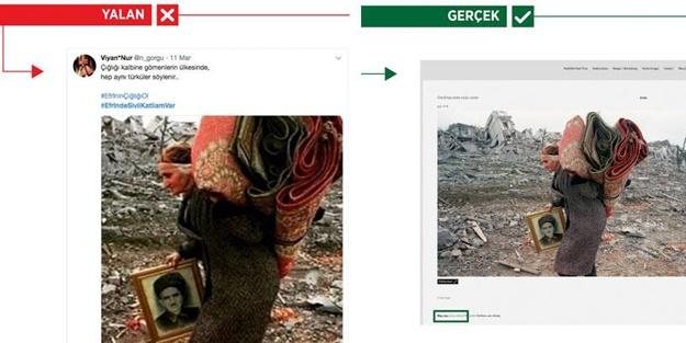 İŞTE PKK'NIN ÇEÇENİSTAN YALANI!