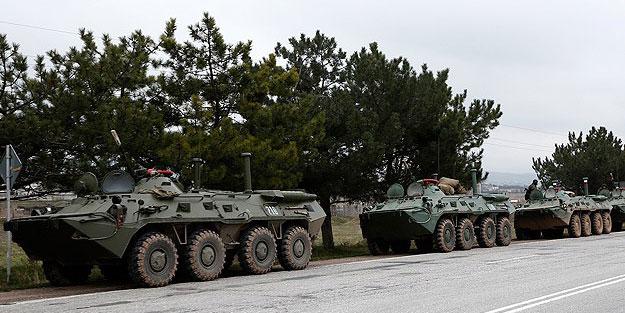 İşte Rusya'nın hazır kıta beklettiği ordusu!