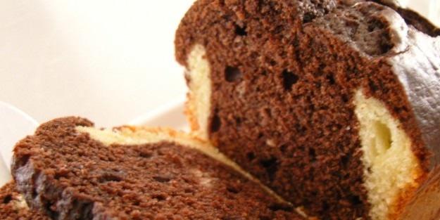 İşte şekersiz kek