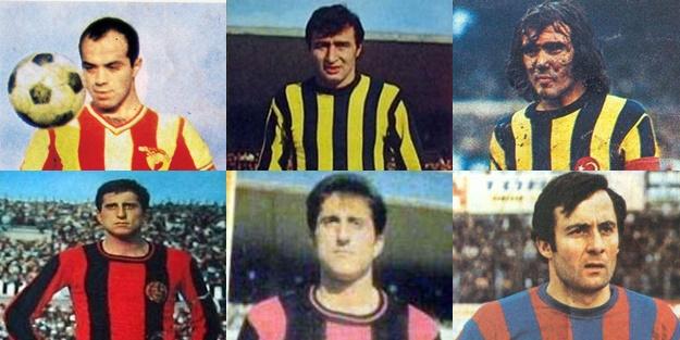 İşte Süper Lig'in gol kralları - FOTO