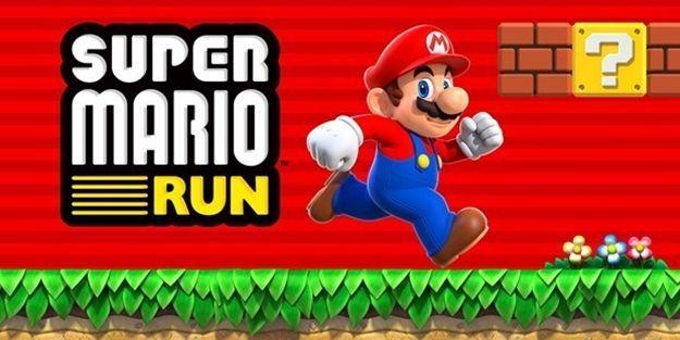 İşte Super Mario Run'un Android'e geleceği tarih