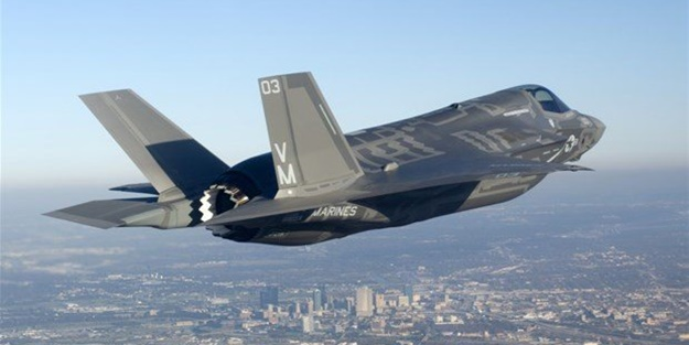 İşte TSK'nın yeni savaş uçağı!