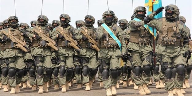İşte Türki Cumhuriyetlerin düşmana korku salan askeri gücü