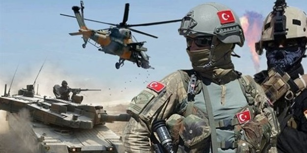 İşte Türkiye ve Suriye'nin askeri gücü!
