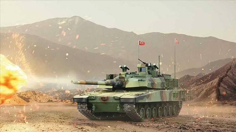 İşte Türkiye'nin göz bebeği yerli silahlar!