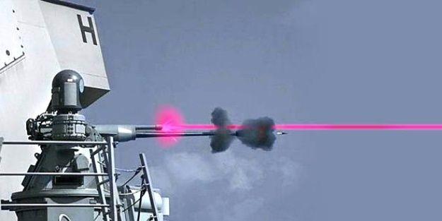 İşte Türkiye'nin milli lazer silahı ve atış testleri