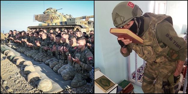 İşte Türkleri işaret eden o ayet: Allah yakında öyle bir topluluk getirir ki...