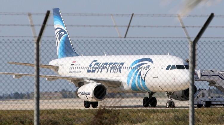 İşte uçağı kaçıran Mısırlı korsan