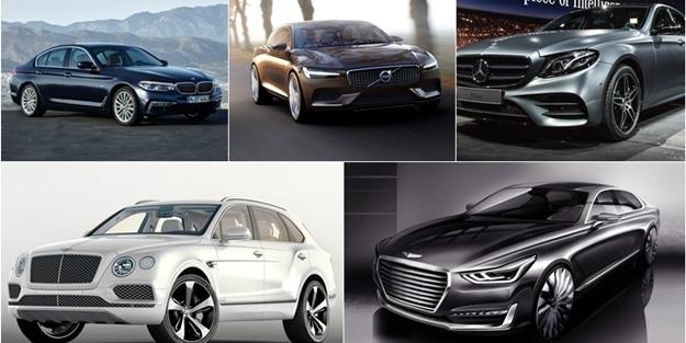 İşte yılın en iyi otomobil adayları