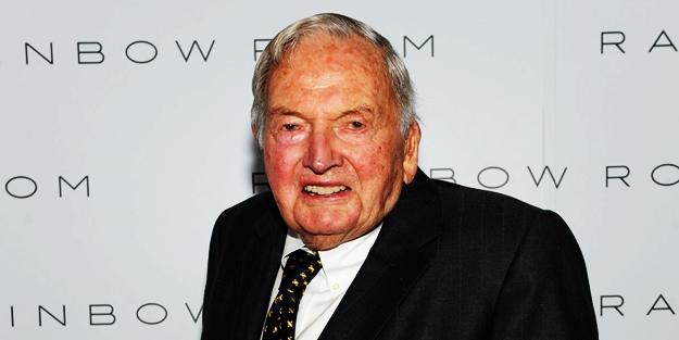 İşte zalim Rockefeller'in serveti!