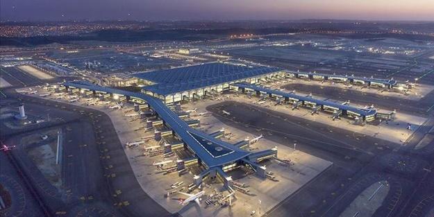 İstemezükçülerin yeni hedefi İstanbul Havalimanı!