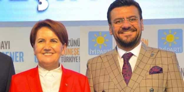 Tamer Akkal İYİ Parti Manisa Milletvekiliğinden son dakika istifa etti!