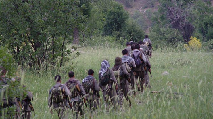 İstihbarat geldi! İşte PKK'nın yeni rotası