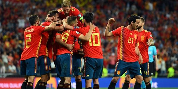 İsveç İspanya EURO 2020 eleme maçı ne zaman saat kaçta hangi kanalda?