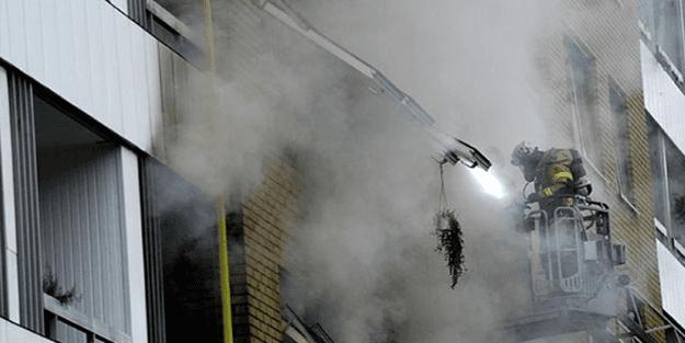 İsveç'te patlama meydana geldi! Çok sayıda kişi hastaneye kaldırıldı!