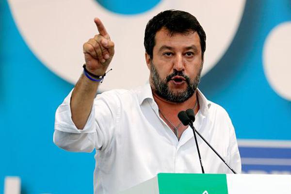 İtalya'da aşırı sağcı lider Salvini, Türk fındığını hedef aldı