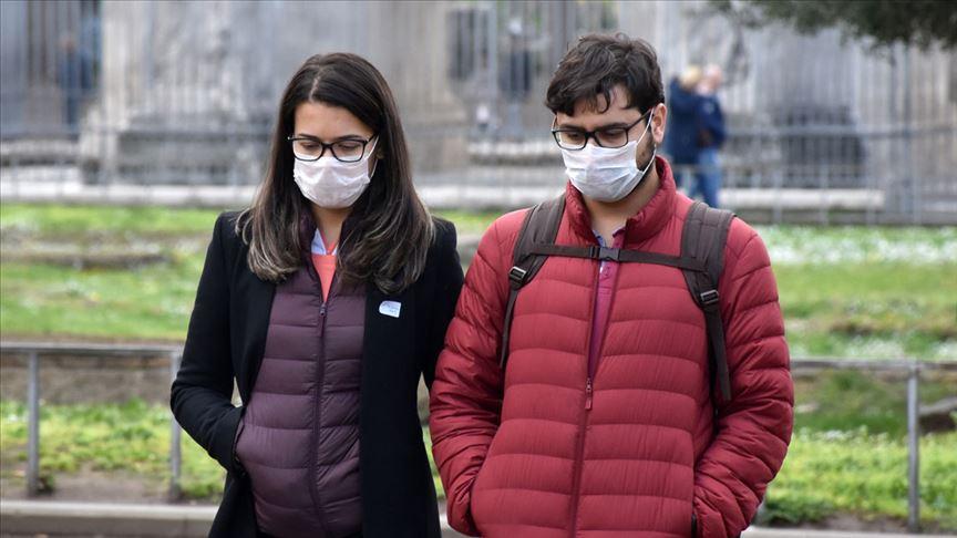 İtalya'da koronavirüs nedeniyle 36 kişi daha hayatını kaybetti