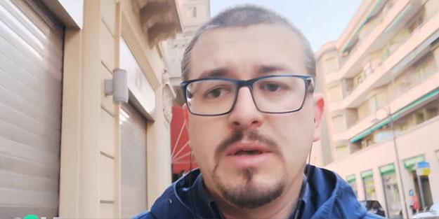 İtalya'da yaşayan Türk gazeteciden Türkiye'ye önemli çağrı!