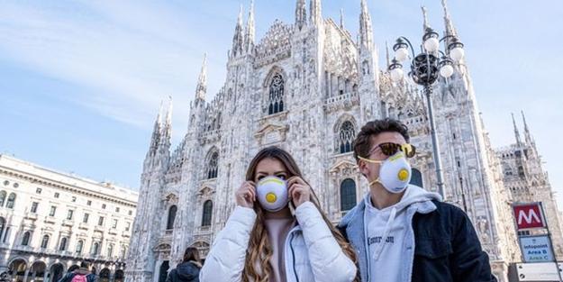 İtalya'dan 'koronavirüs' açıklaması: Düşüş başladı