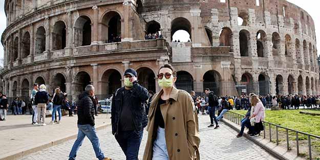 İtalya'dan koronavirüs konusunda sevindiren haber! Resmi açıklama yapıldı