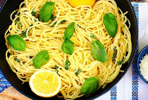 İtalyan rüyası limonlu Amalfi makarnası tarifi