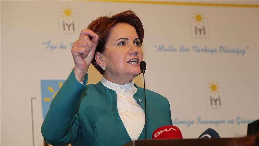 İYİ Parti Genel Başkanı Meral Akşener: İyi ki İYİ Parti'yi kurmuşuz
