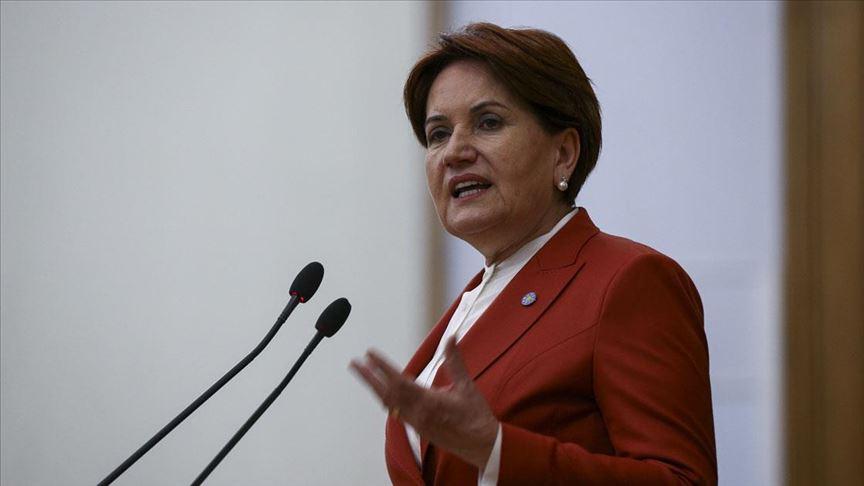 İYİ Parti Genel Başkanı Meral Akşener: Üç gencimizden biri işsiz