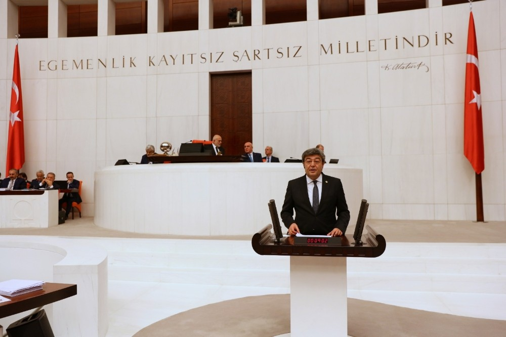 İYİ Parti Kayseri Milletvekili Ataş: